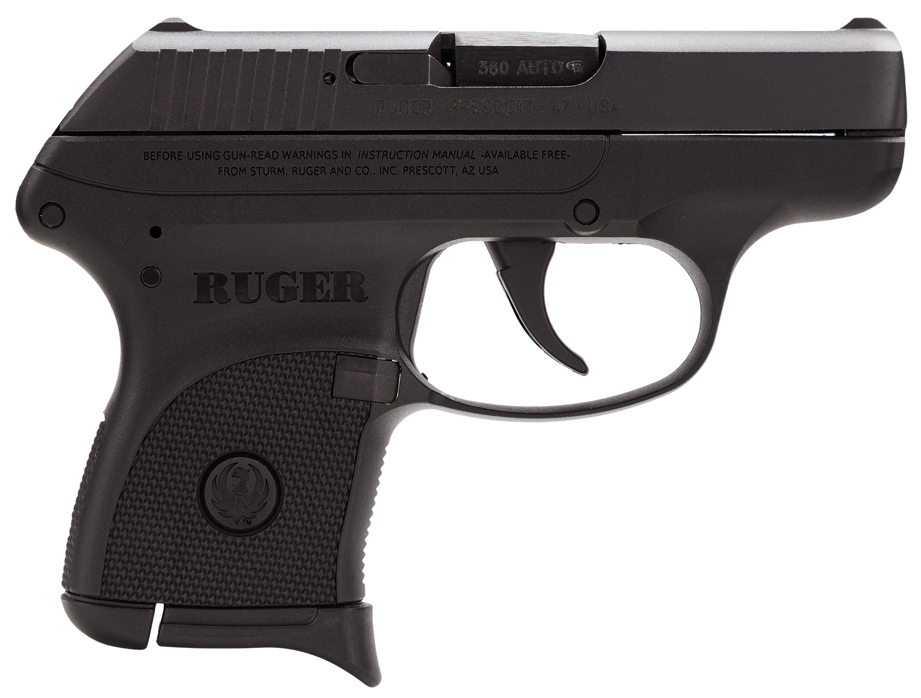 Ruger LC LCP .380ACP 2.75""