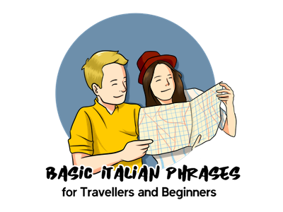 Basic Italian Phrases for Travelers and Beginners featured