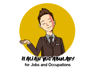 Italian Vocabulary for Jobs and OccupationsTH