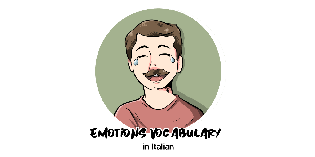 Emotions Vocabulary in Italian TW