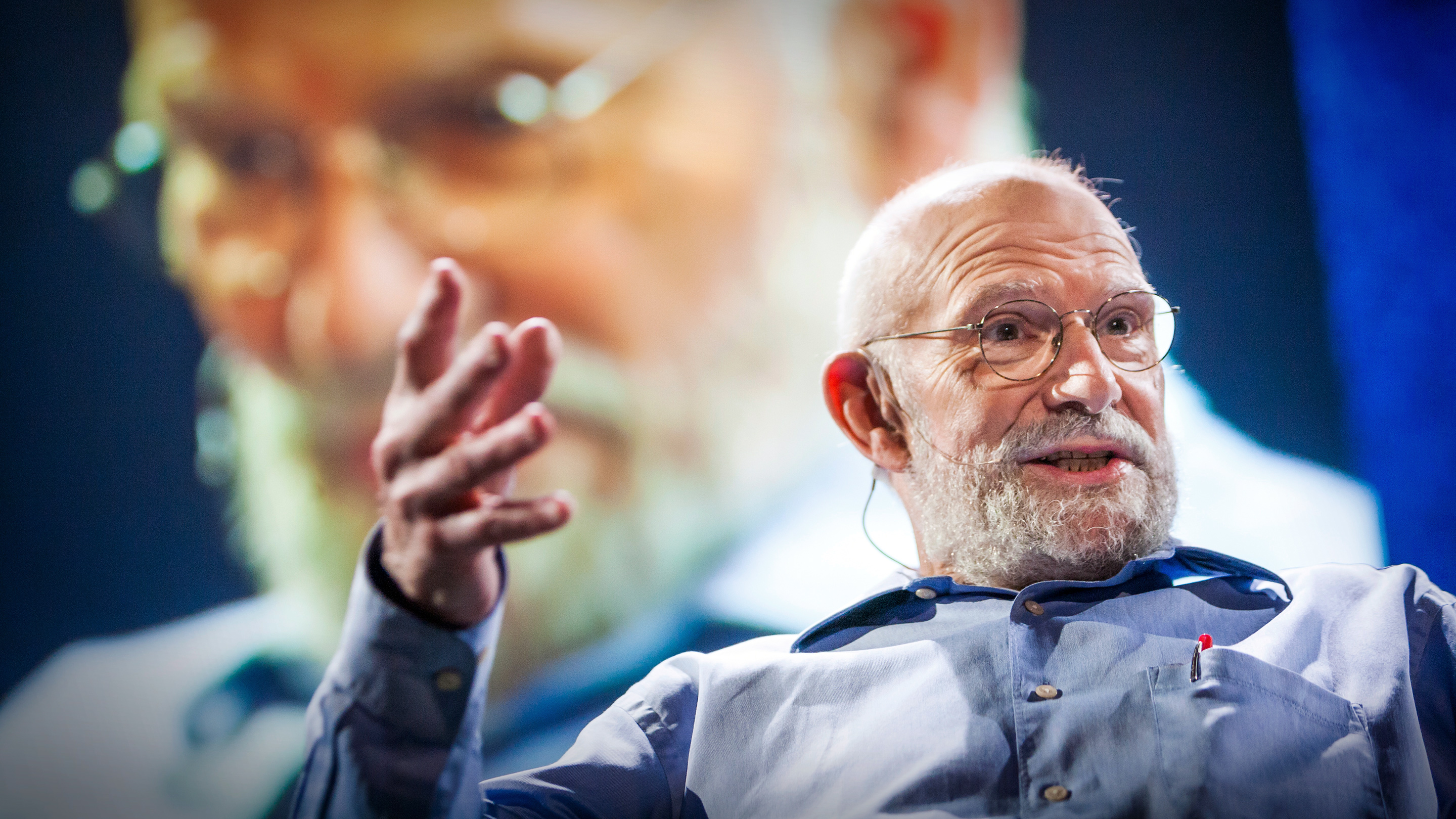 Oliver Sachs: What hallucinations say about thinking 1