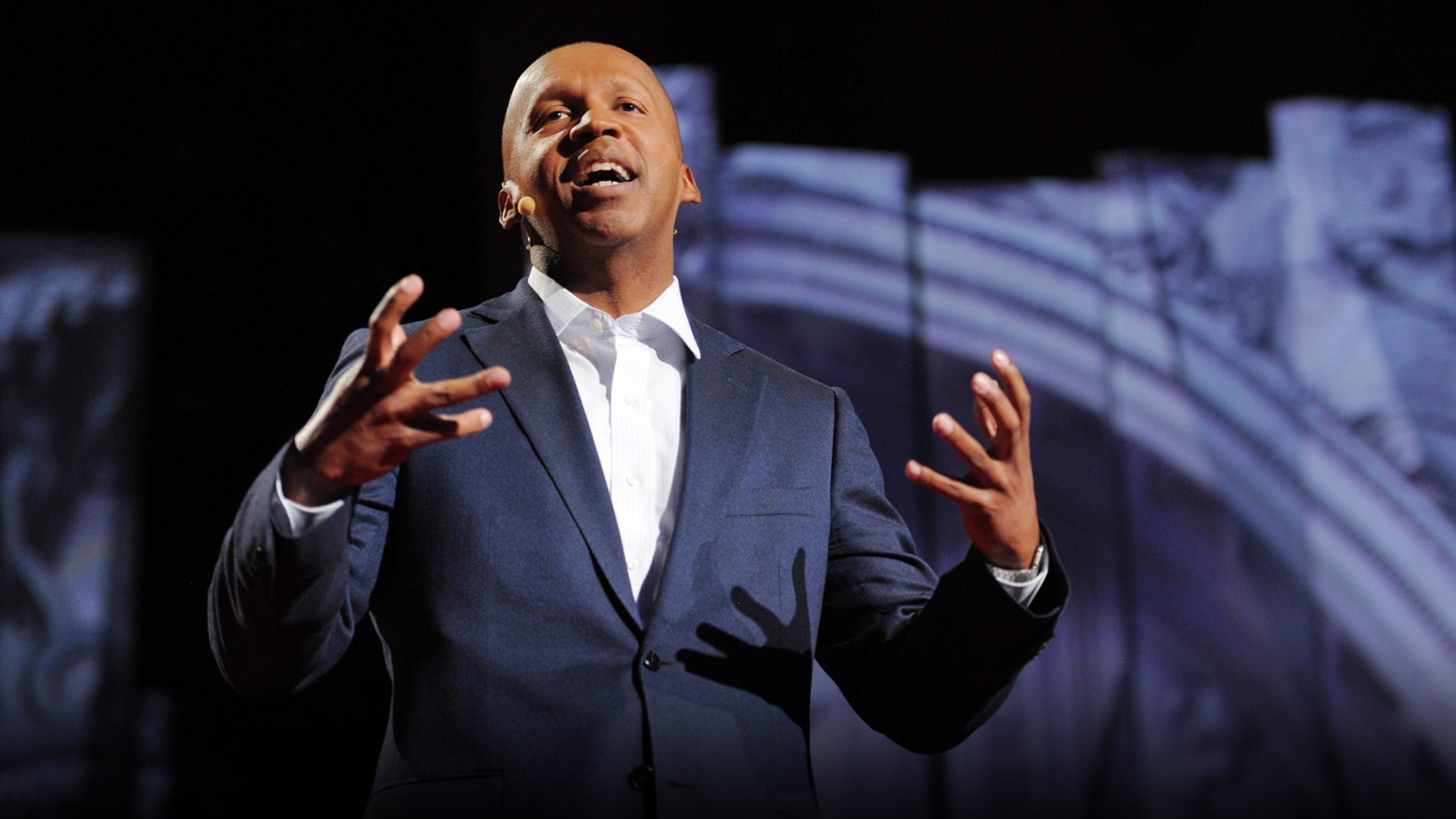 Bryan Stevenson: We need to talk about an injustice   TED Talk