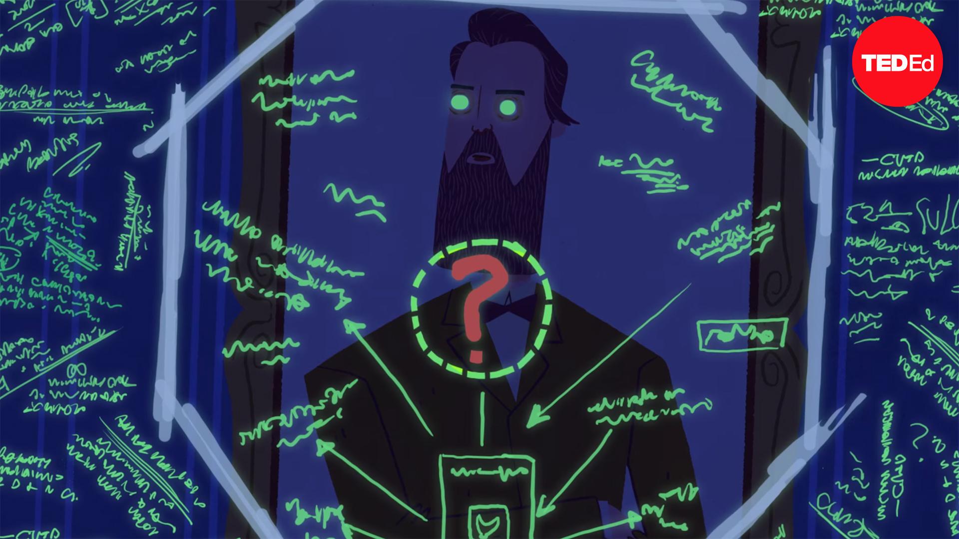 PatrickJMT: The origin of countless conspiracy theories