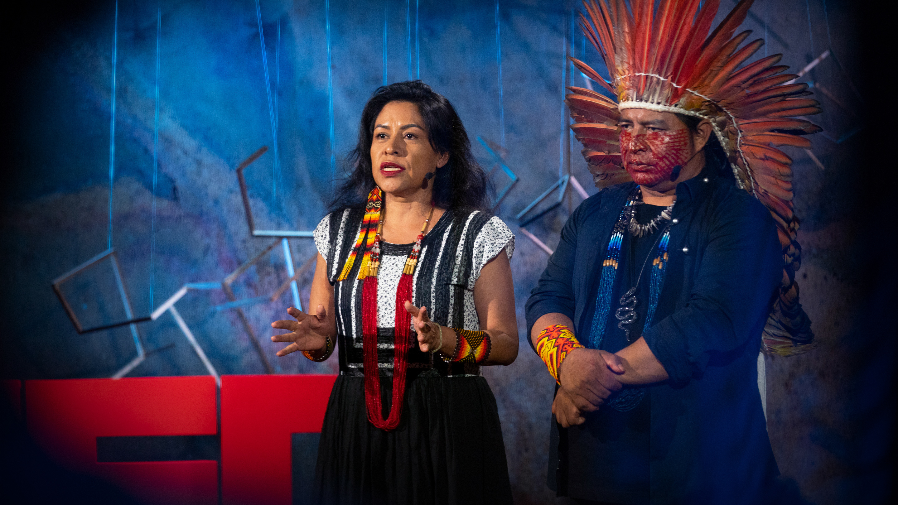 TED Talks The Amazon belongs to humanity — let's protect it together cover