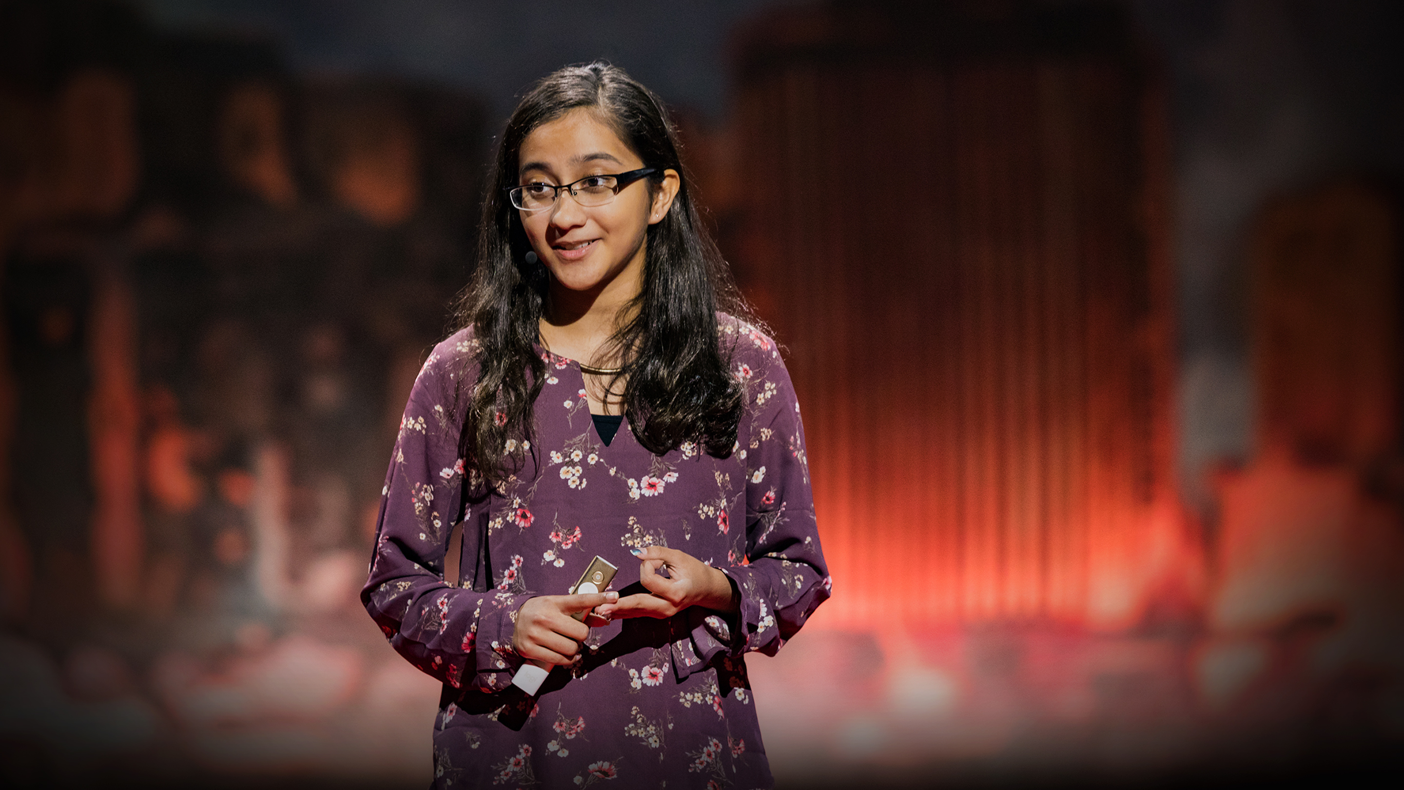 A teen scientist's invention to help wounds heal