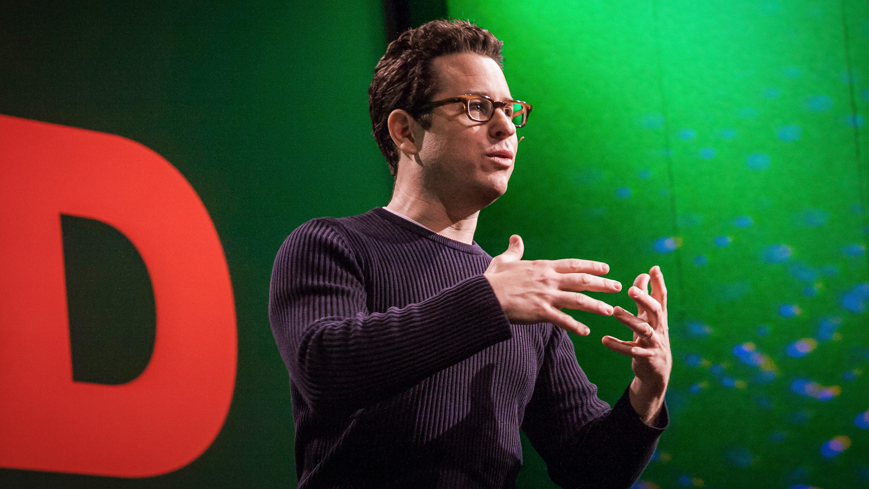 JJ Abrams The Mystery Box  Ted Talk