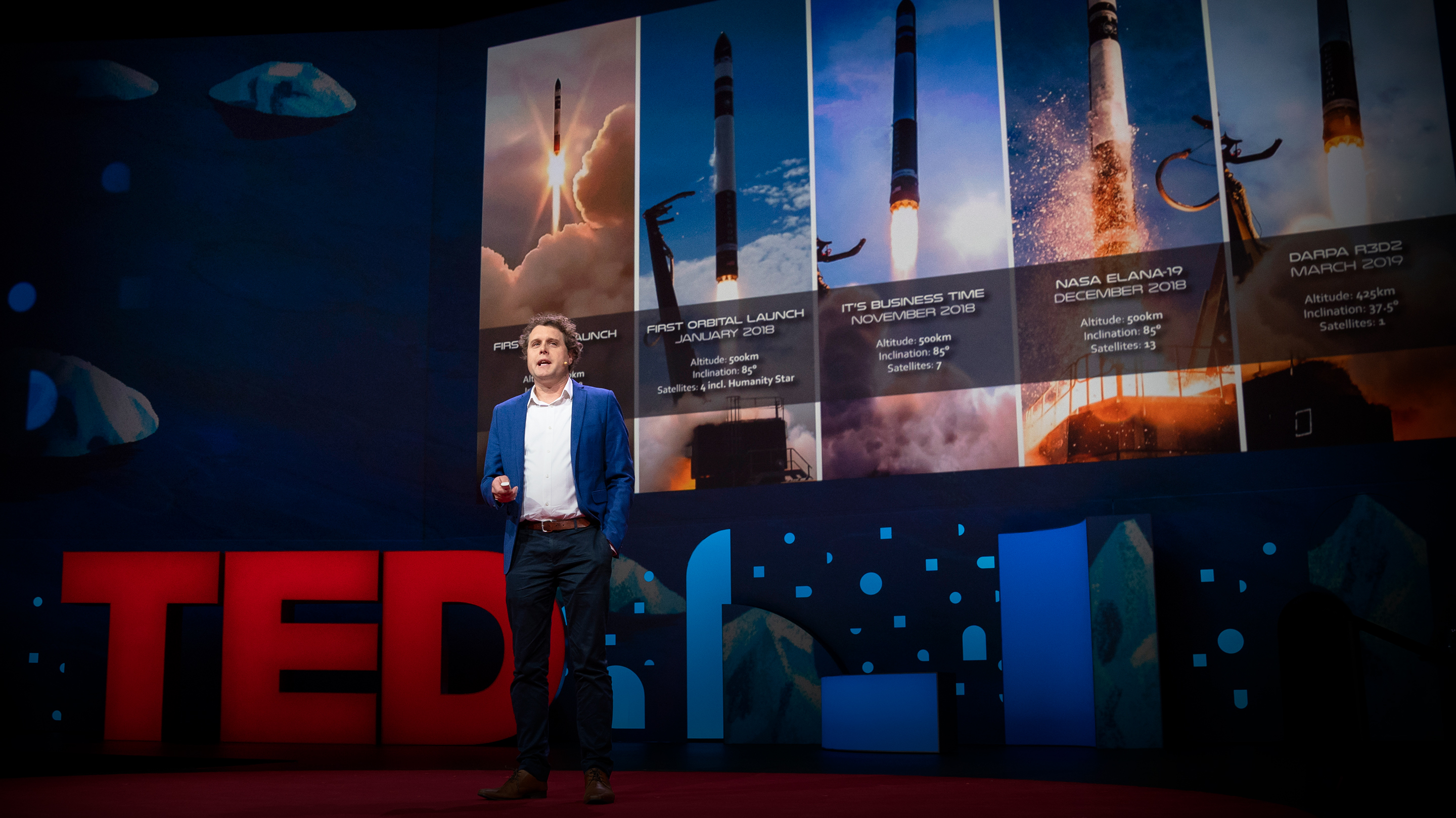 Small Rockets are the next Space Revolution