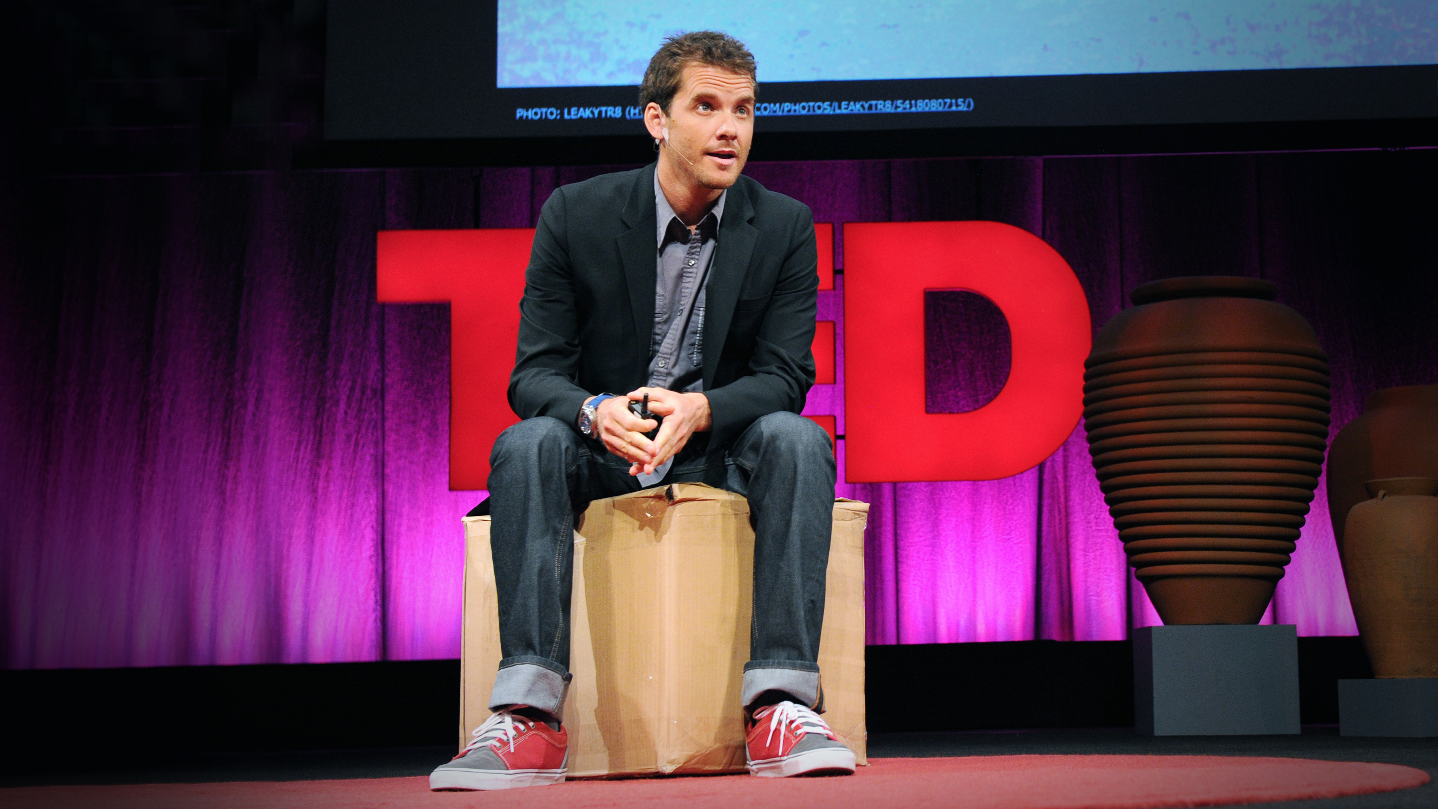 Ted talks official website