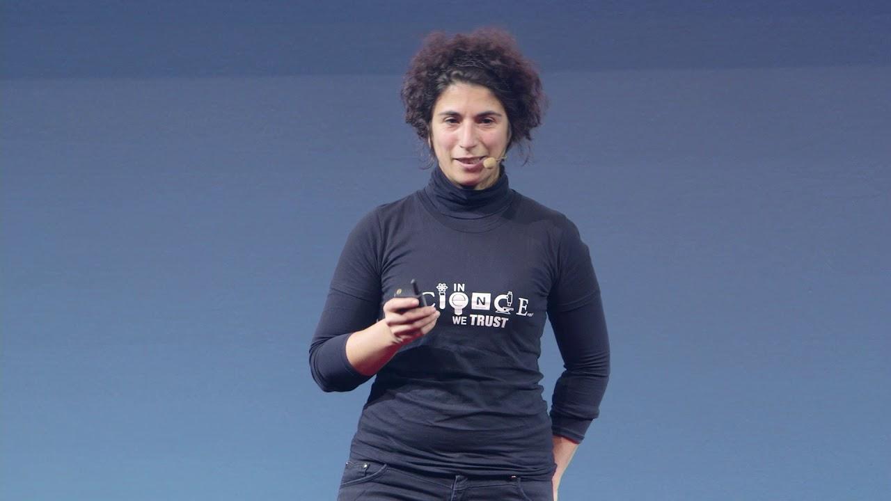 Do robots feel emotions? | Sarah Cosentino | TEDxLakeComo