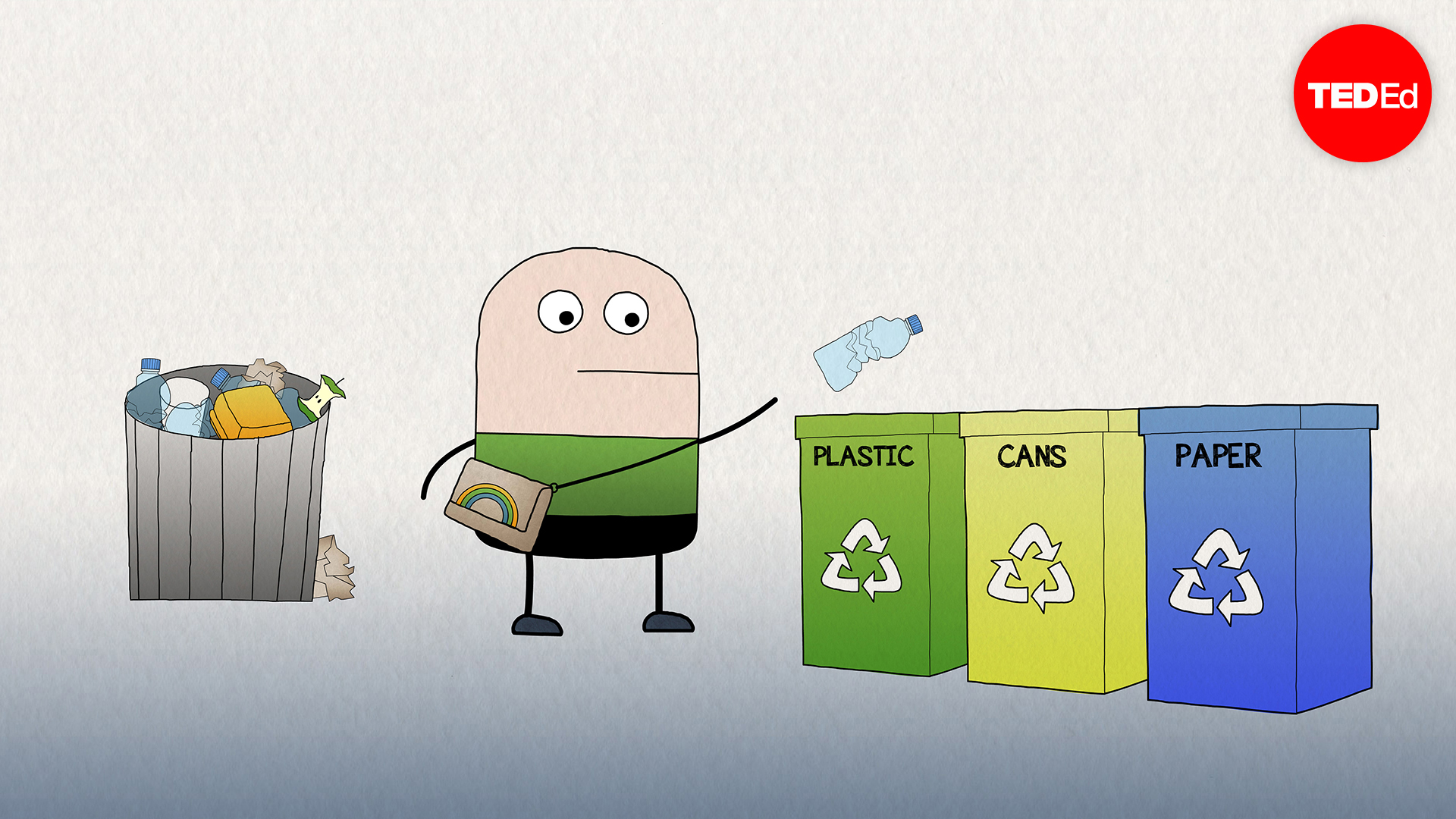 Mike Biddle: We can recycle plastic | TED Talk
