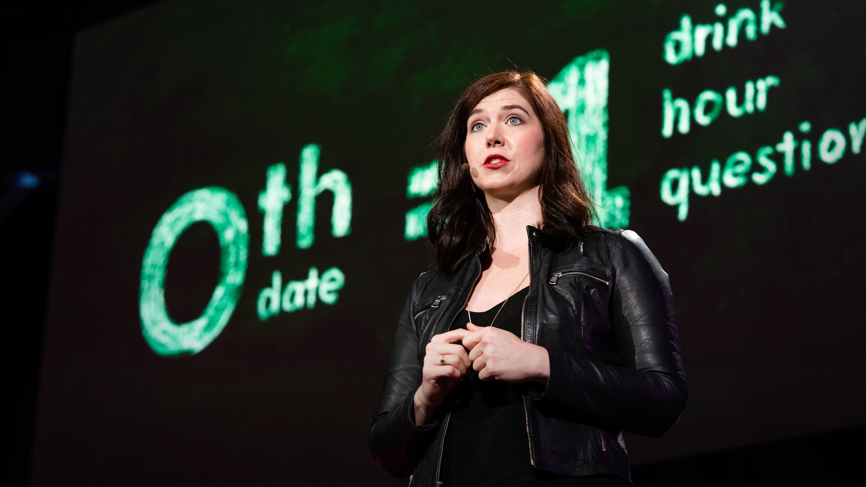 How i hacked online hookup ted talk