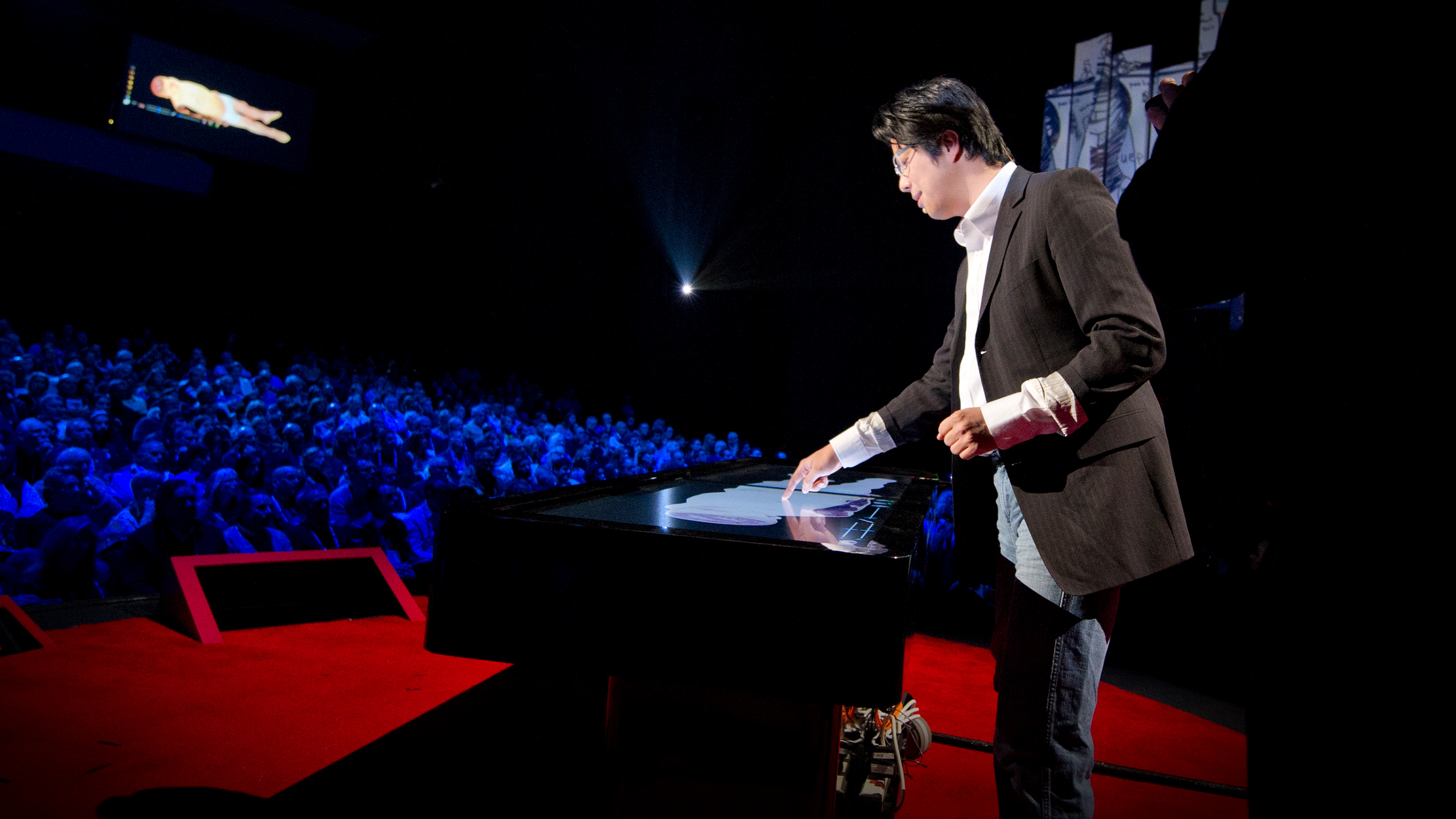 Jack Choi On The Virtual Dissection Table Ted Talk