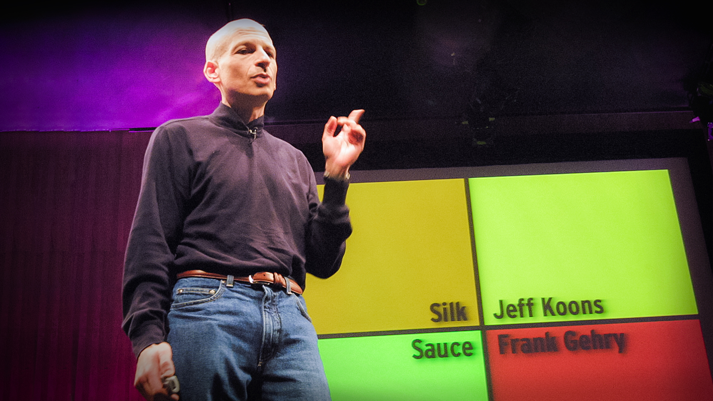 Nancy Duarte: The secret structure of great talks | TED Talk