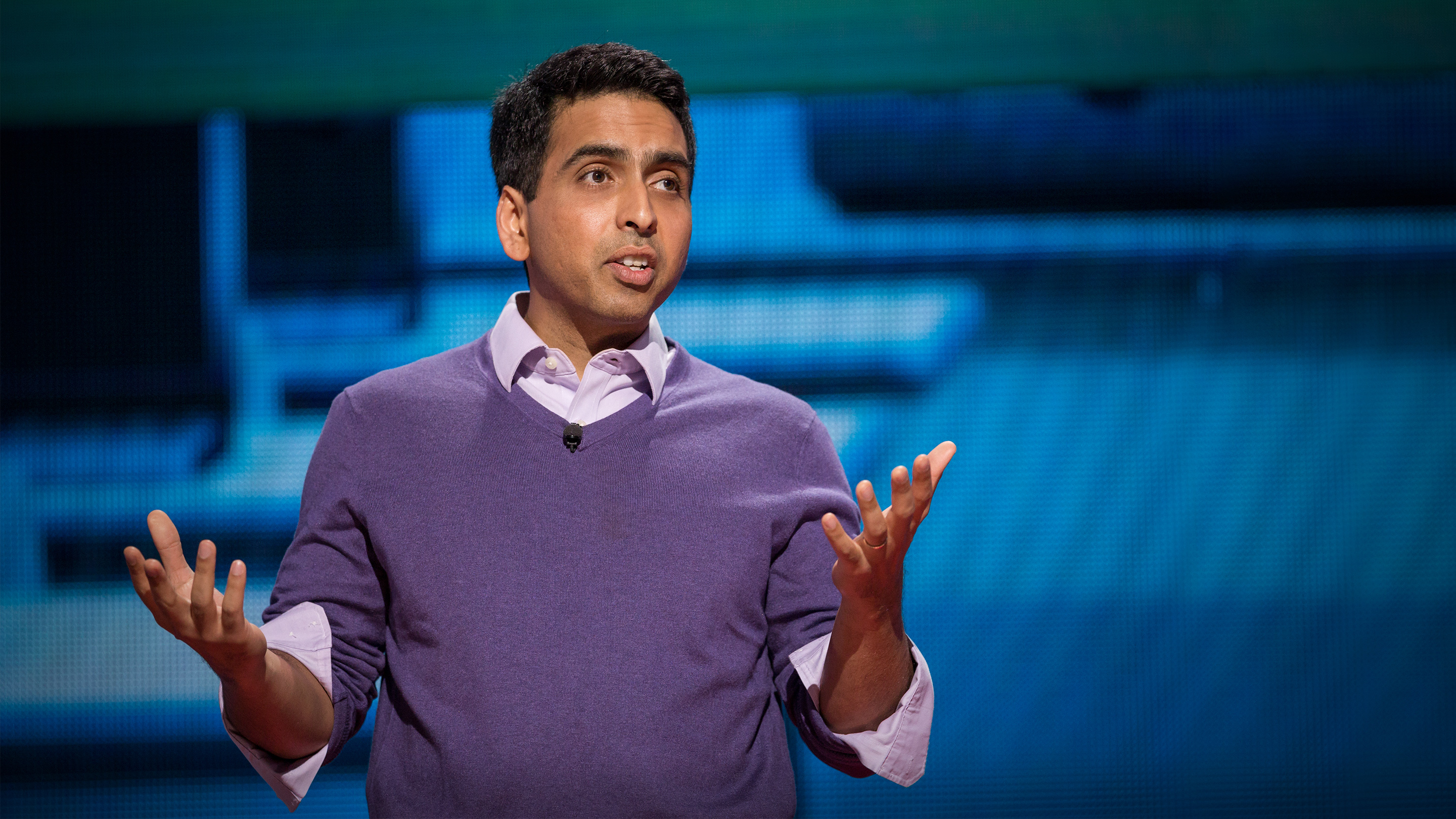 Sal Khan: Let's use video to reinvent education | TED Talk