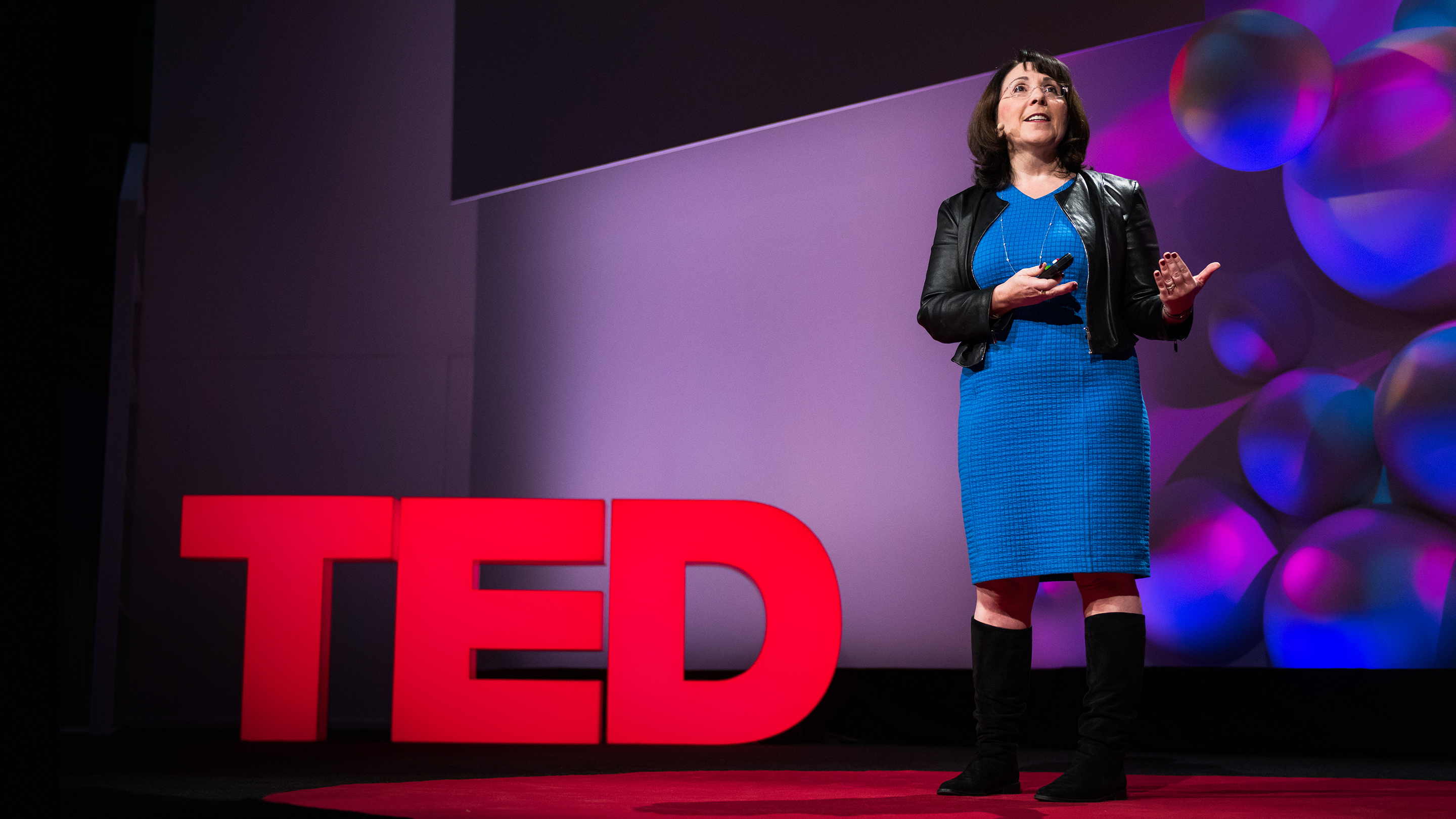 Lisa Feldman Barrett You Aren T At The Mercy Of Your Emotions Your Brain Creates Them Ted Talk
