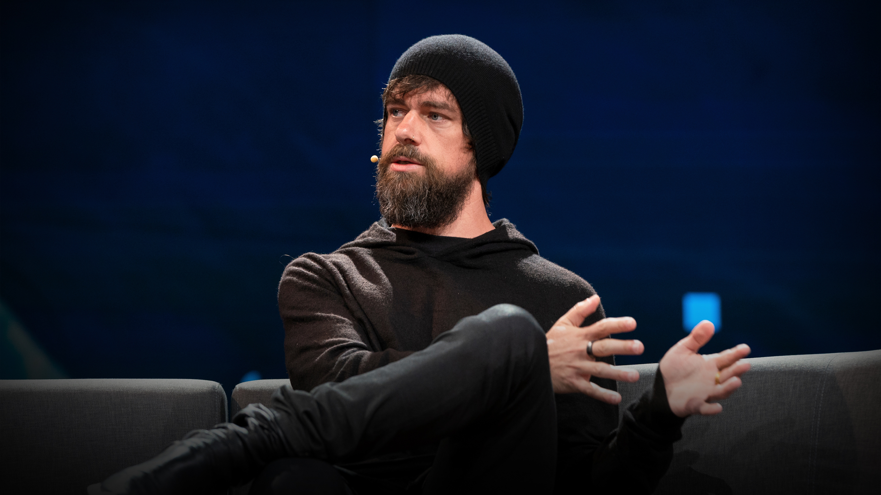0058214817 Jack Dorsey: How Twitter needs to change | TED Talk