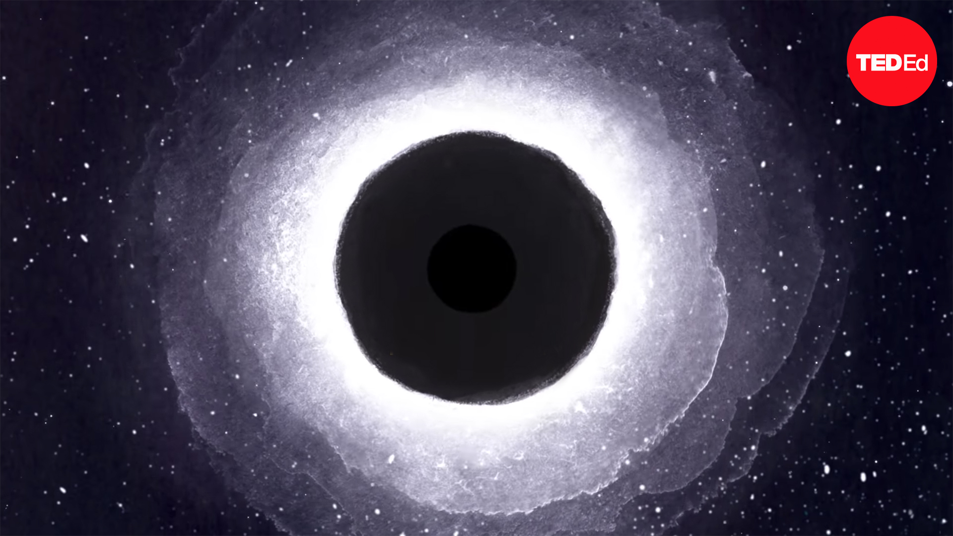 Could the Earth be swallowed by a black hole?