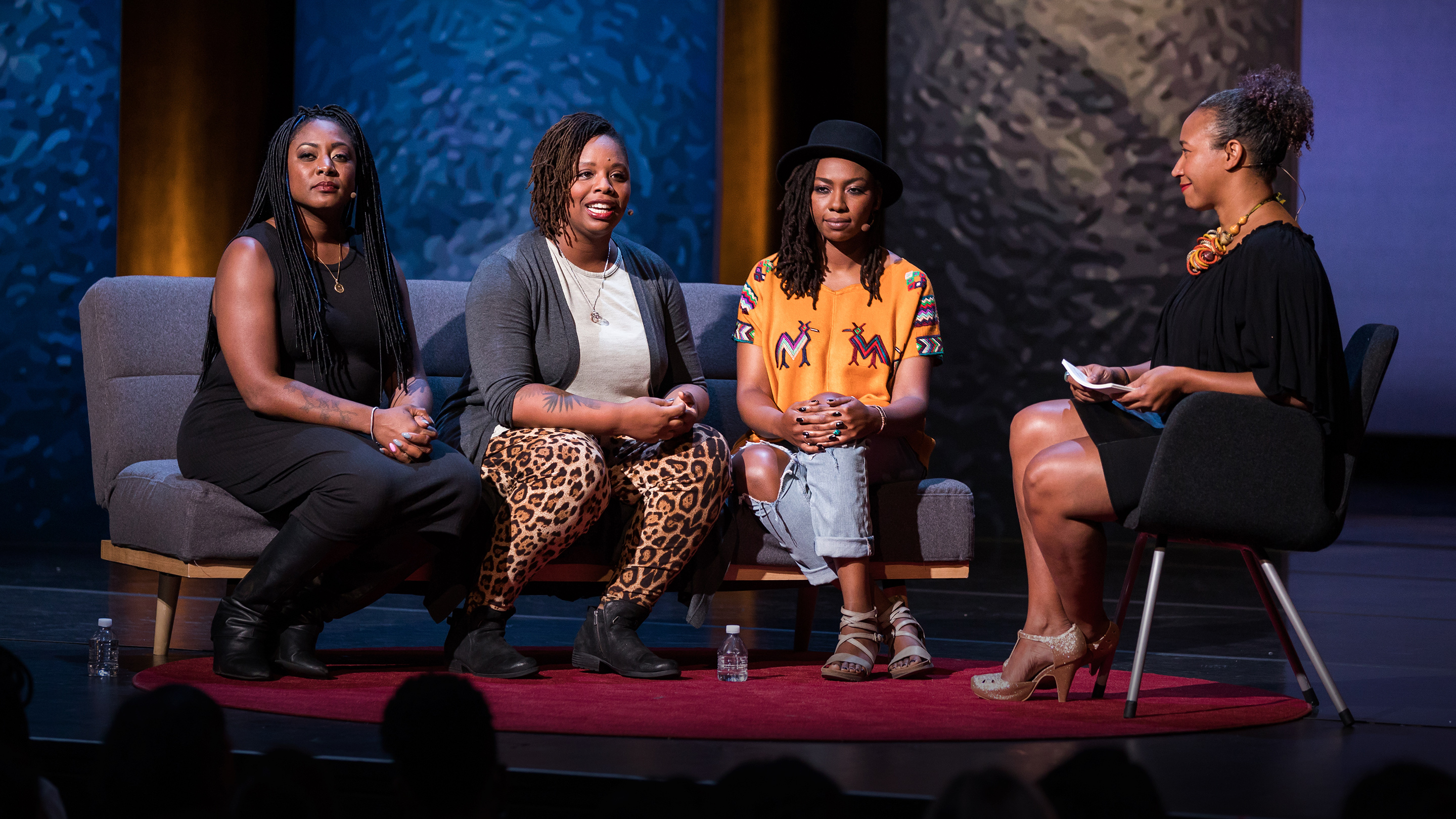 An interview with the founders of Black Lives Matter