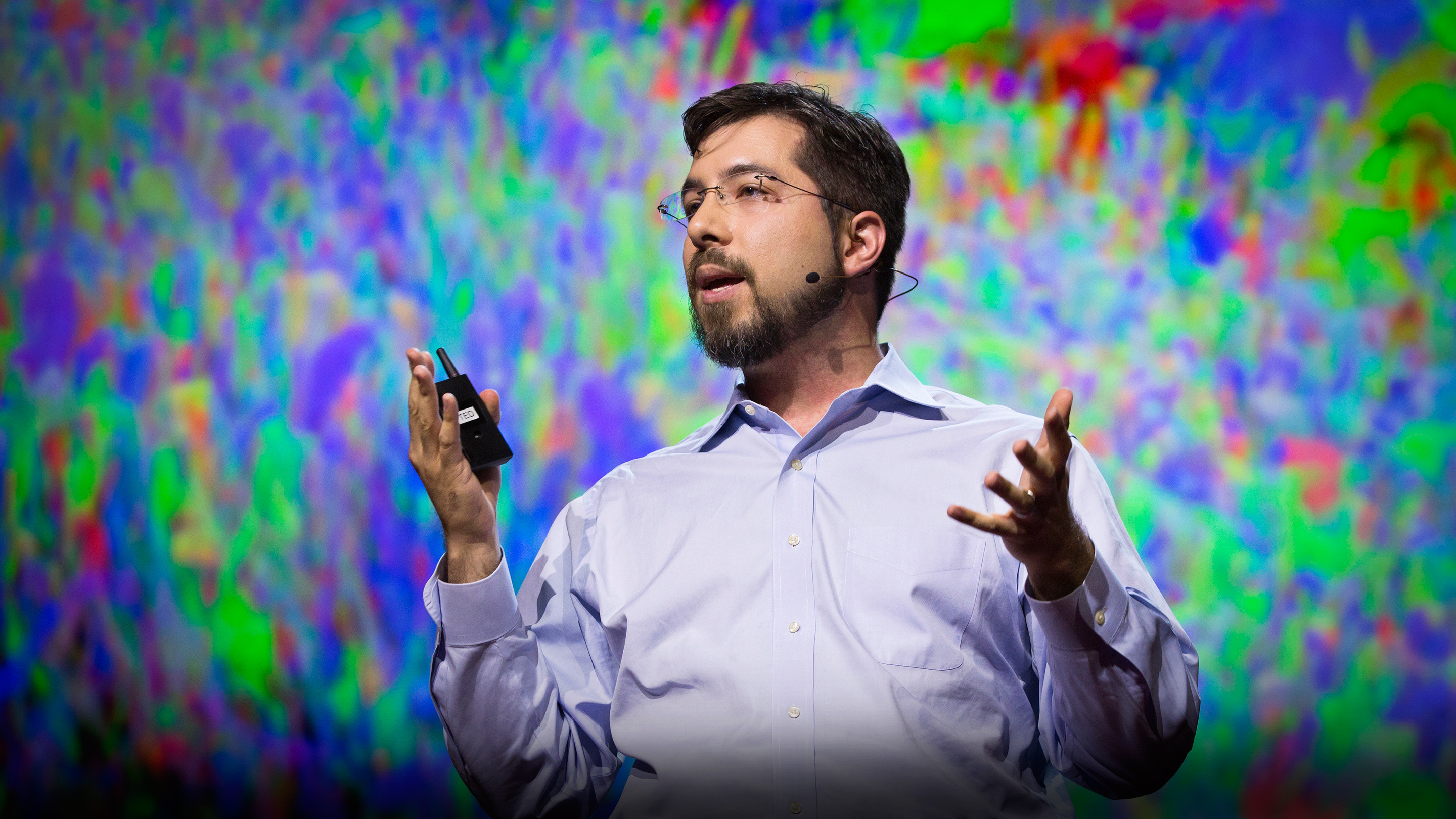 Mehdi Ordikhani: What happens in your brain when you pay attention to something 78