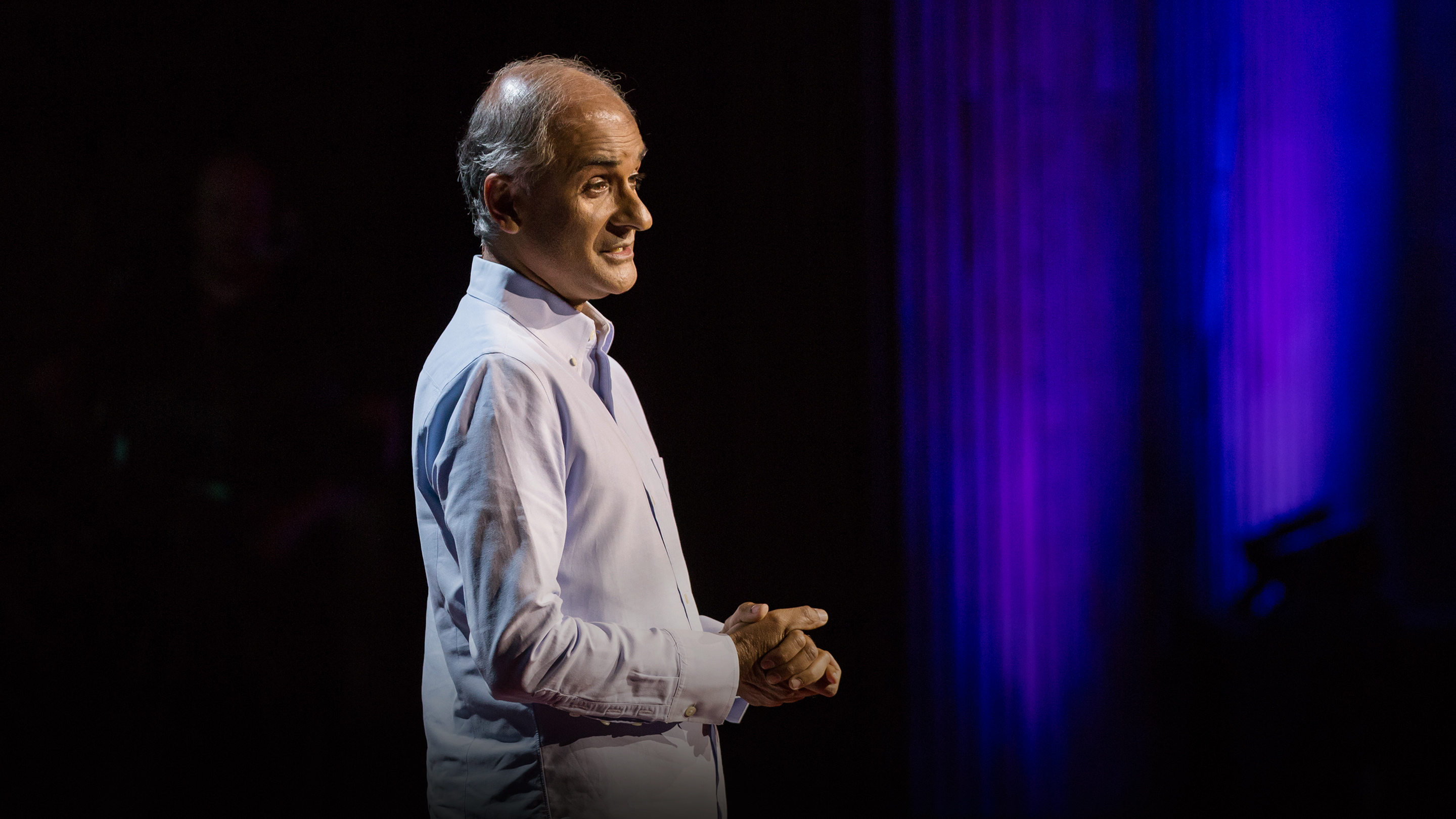 Adam Galinsky: How to speak up for yourself | TED Talk