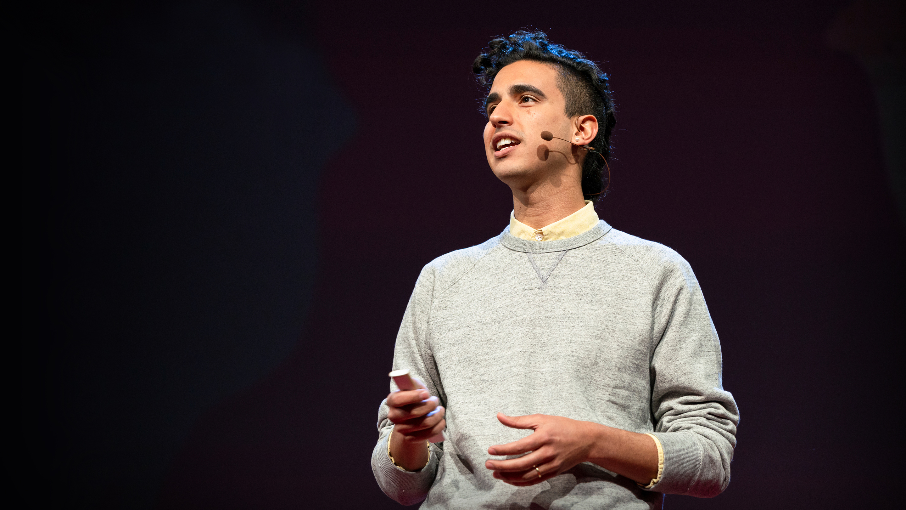 ted talk letting go of anger