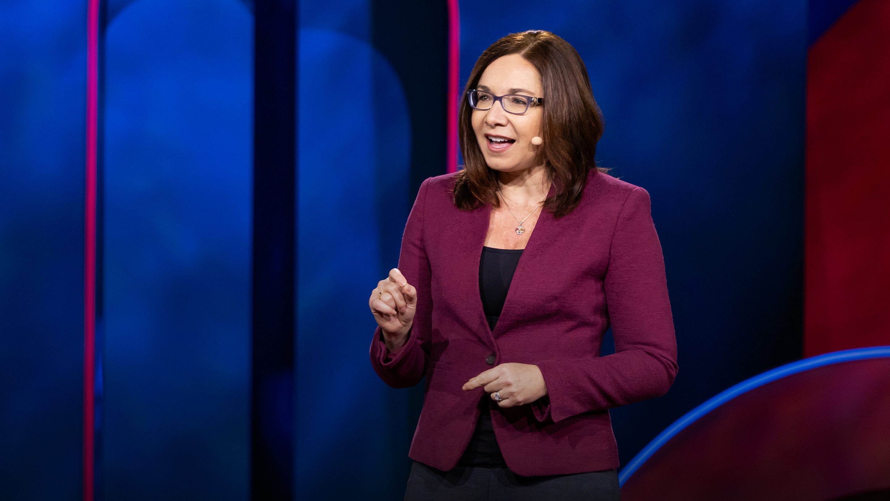 Katharine Hayhoe: The most important thing you can do to fight climate  change: talk about it | TED Talk