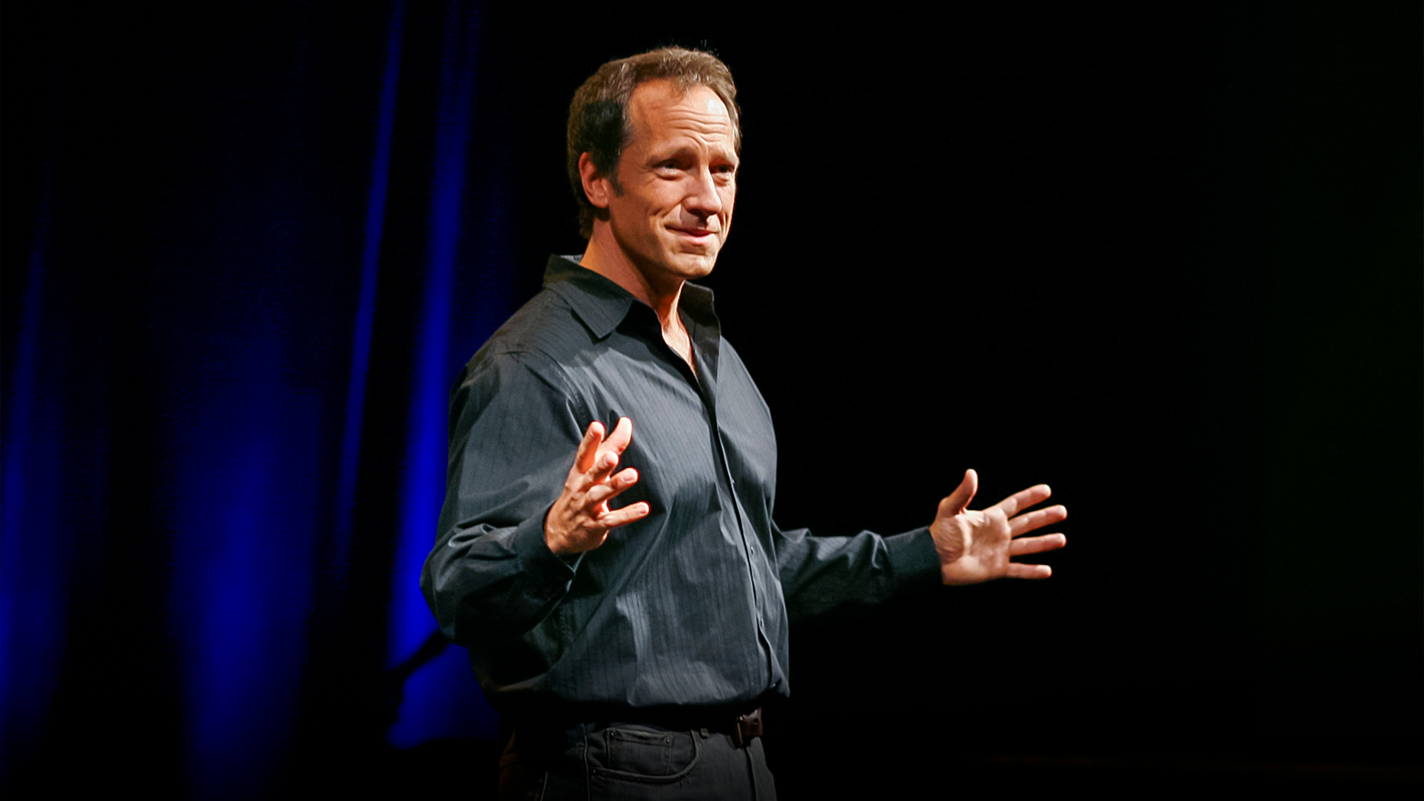 Image result for mike rowe ted
