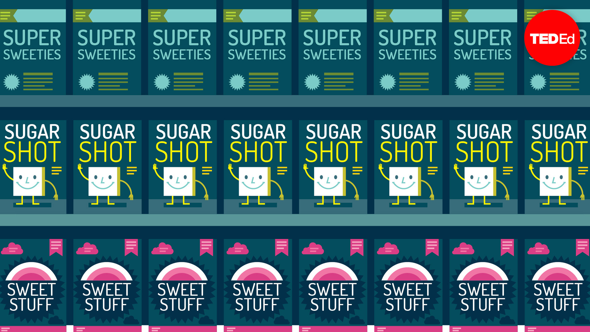 Nicole Avena: How sugar affects the brain | TED Talk