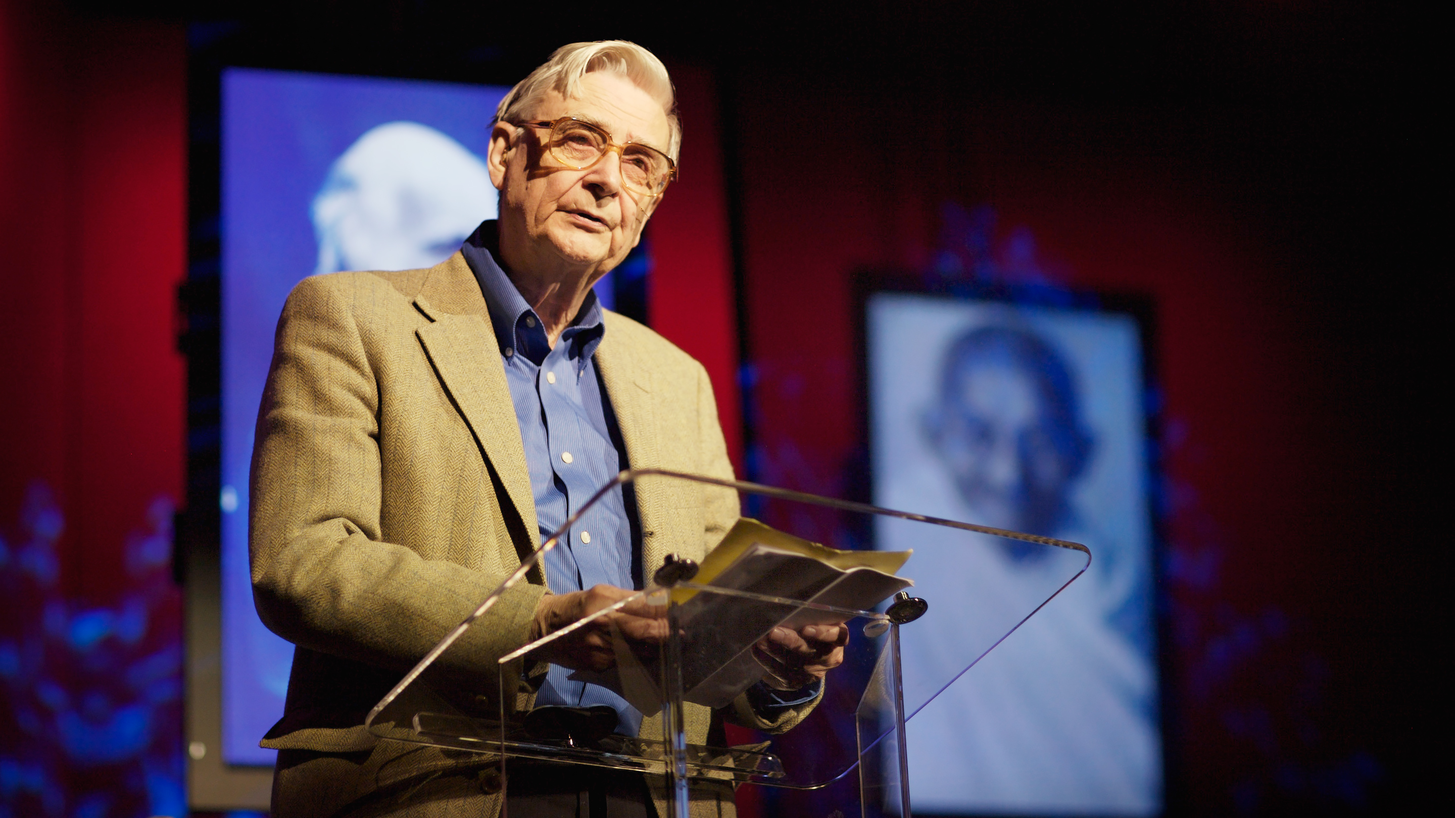 E.O. Wilson: My wish: Build the Encyclopedia of Life | TED Talk