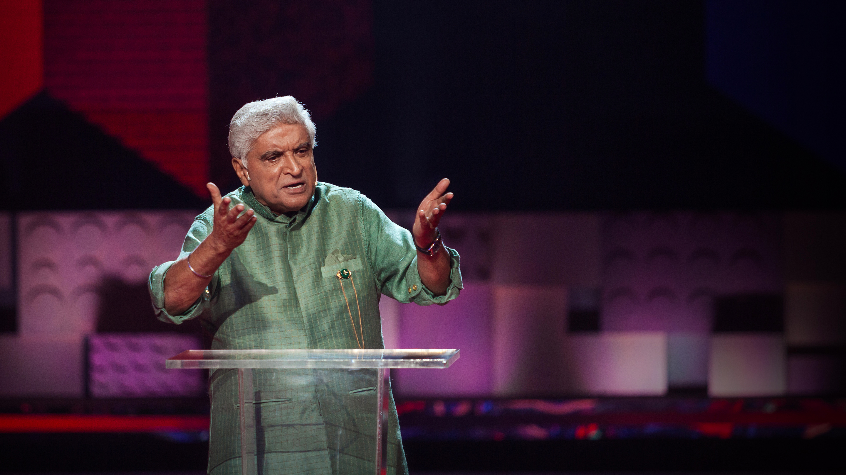 Javed Akhtar: The gift of words | TED Talk