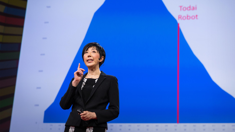 Noriko Arai: Can a robot pass a university entrance exam