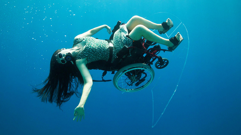 Sue Austin Deep Sea Diving In A Wheelchair Ted Talk