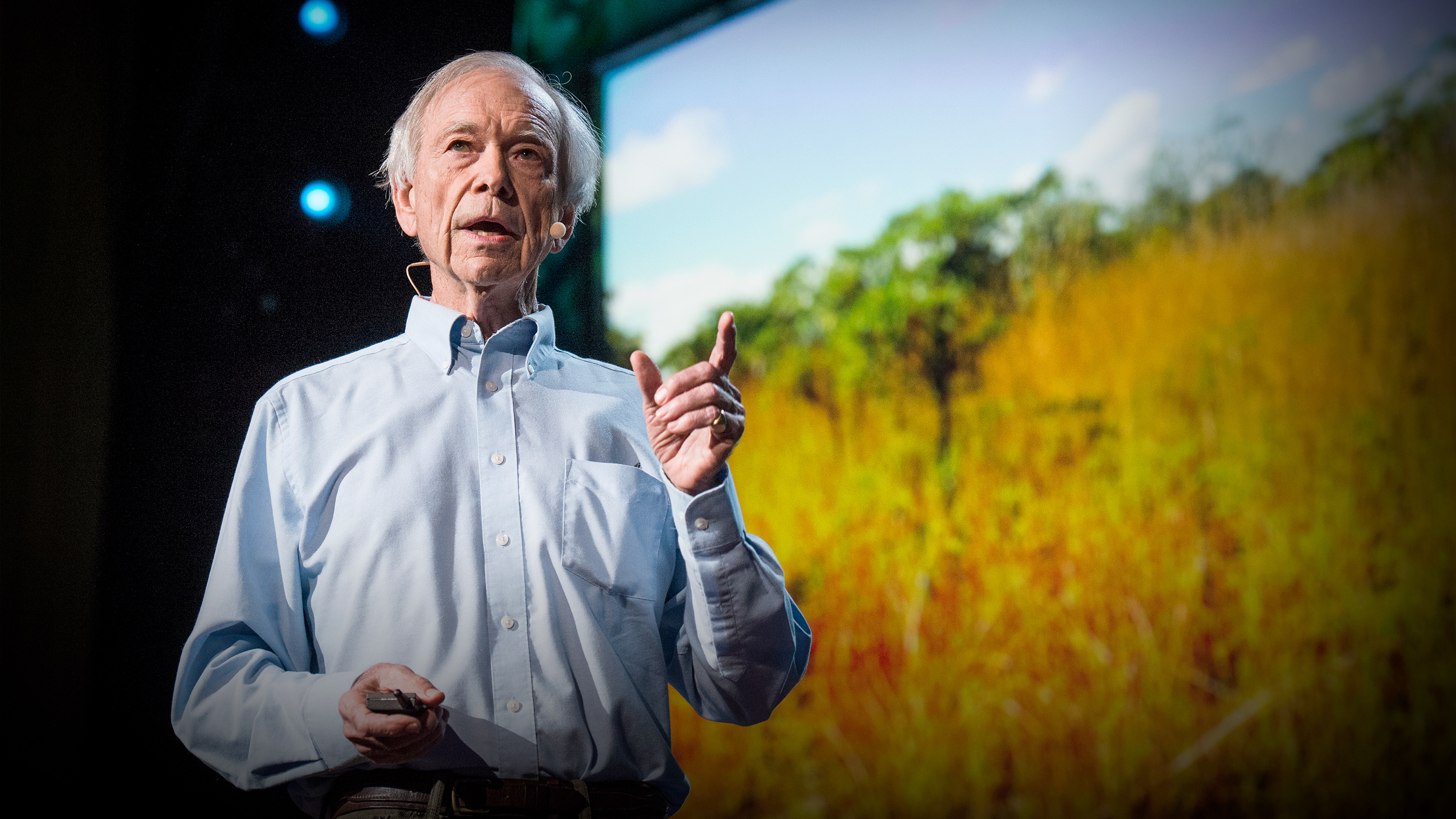 Allan Savory: How to fight desertification and reverse climate change | TED  Talk
