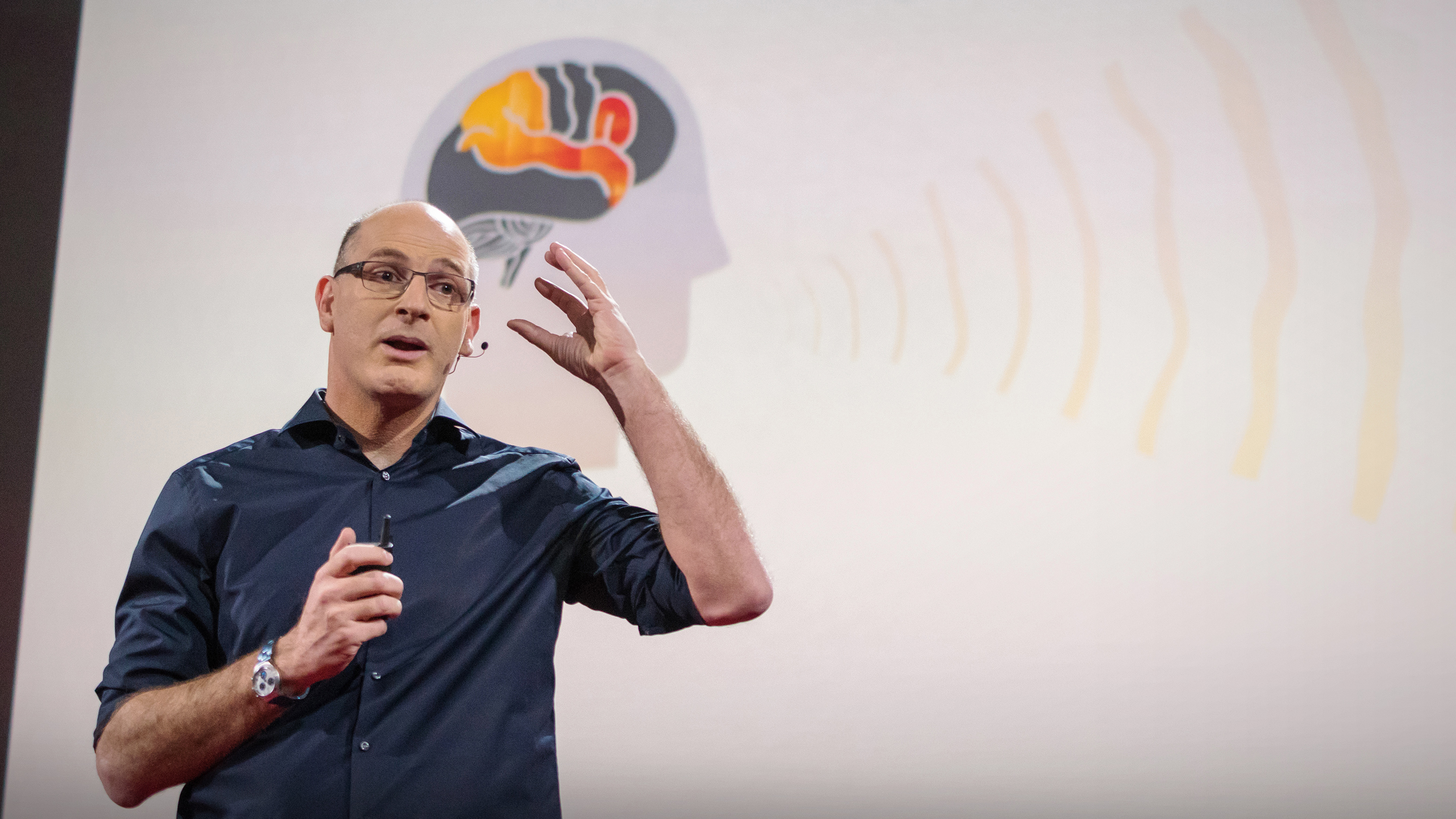 Mehdi Ordikhani: What happens in your brain when you pay attention to something 86
