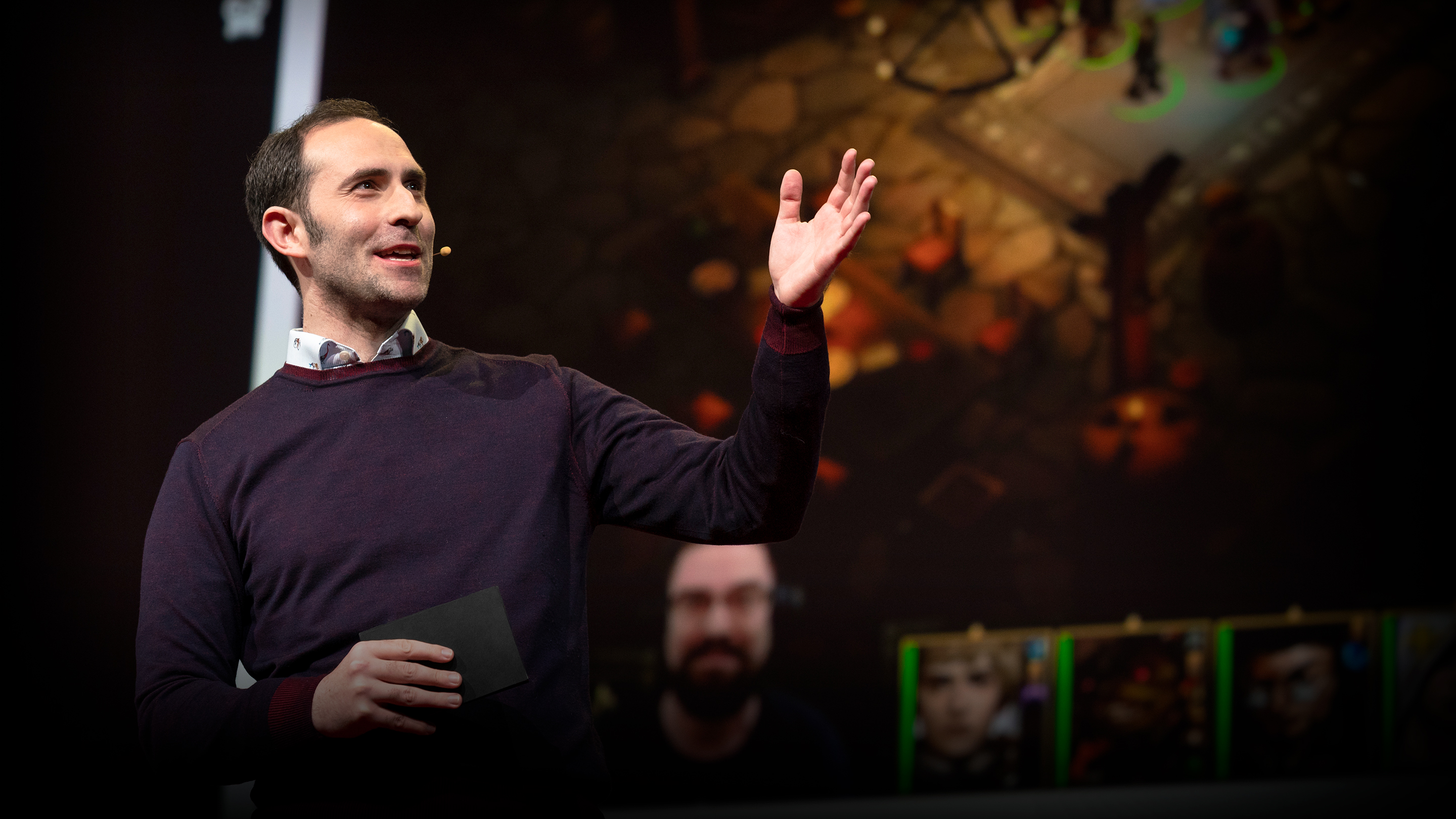 Emmett Shear: What streaming means for the future of entertainment | TED  Talk