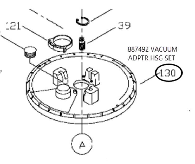Quadrajet Vacuum Routing
