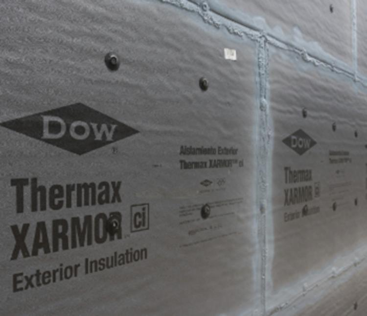 2 In X 4 Ft X 10 Ft Dow Thermax Xarmor Ci Exterior