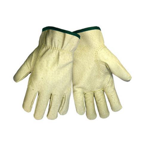 Global Glove 3200P Pig Grain w/ Keystone Thumb Glove - XL