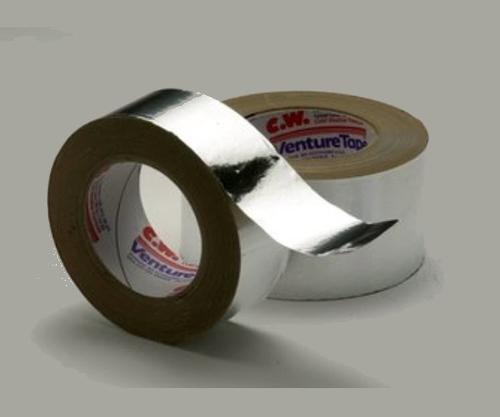 3 in x 50 ft 3M Venture Tape Aluminum Foil Tape