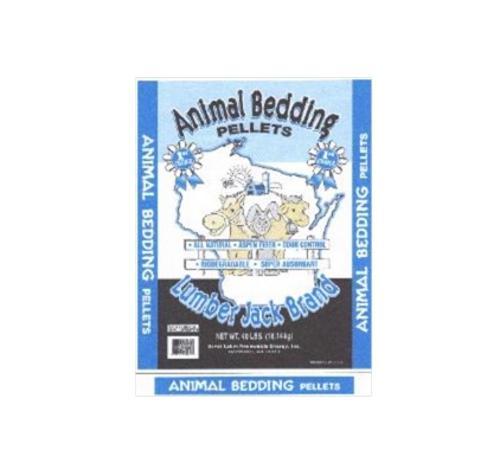 GLRE Lumber Jack Aspen Pellet Bedding - 40 lb