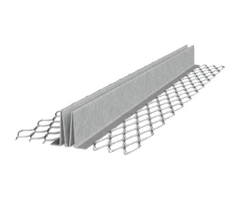 3/8 in #15 Double V Galvanized Expansion Joint