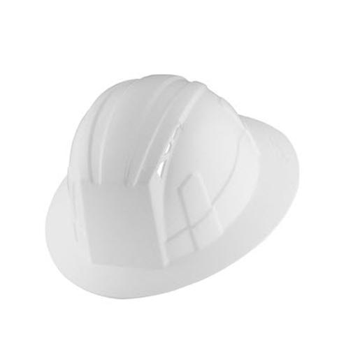 LIFT Safety Vantis Type 1 Class C Full Brim Hard Hat - White