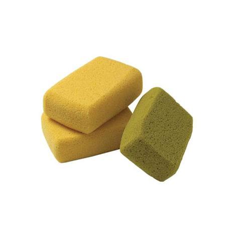 Kraft Tool Semi-Oval Shaped Sponges
