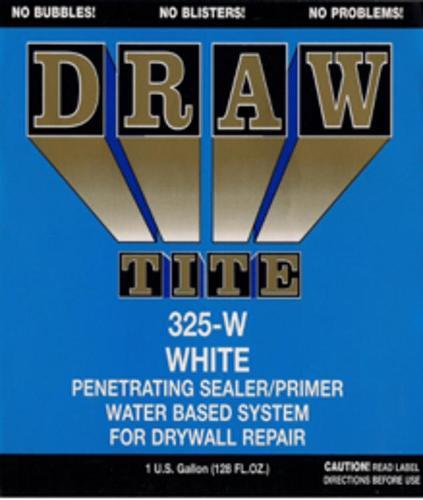 Scotch Paints Draw Tite White Sealer/Primer - 5 Gallon