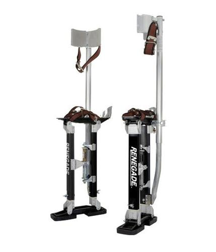 24 in - 40 in Renegade Tools Pro Drywall Stilts