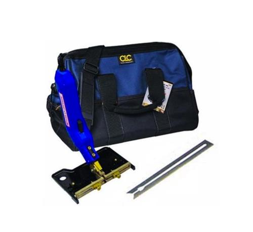 Wind-lock Hot Knife Kit w/ 6 in Sled and Bag