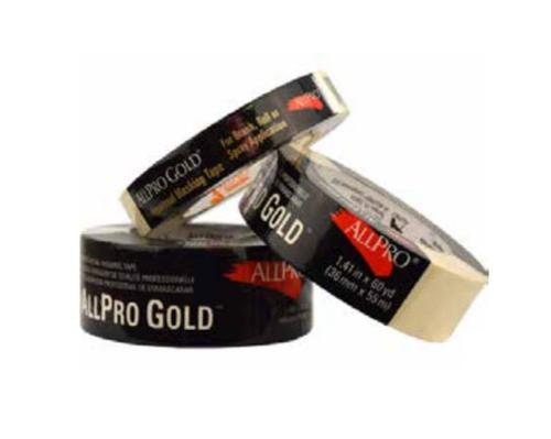 2 in x 60 yd ALLPRO Gold Masking Tape