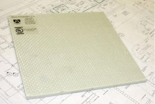 1/4 in x 4 in x 10 ft ArmorCore Bullet Resistant Level 1 Panel
