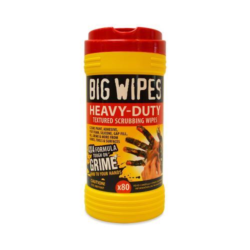 Big Wipes Heavy-Duty Scrubbing Wipes