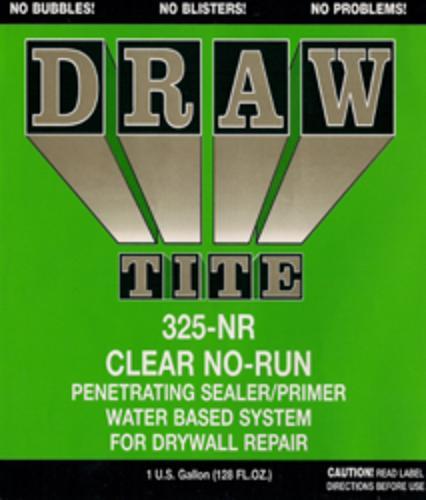 Scotch Paints Draw Tite Clear No-Run Penetrating Sealer/Primer - 1 Gallon